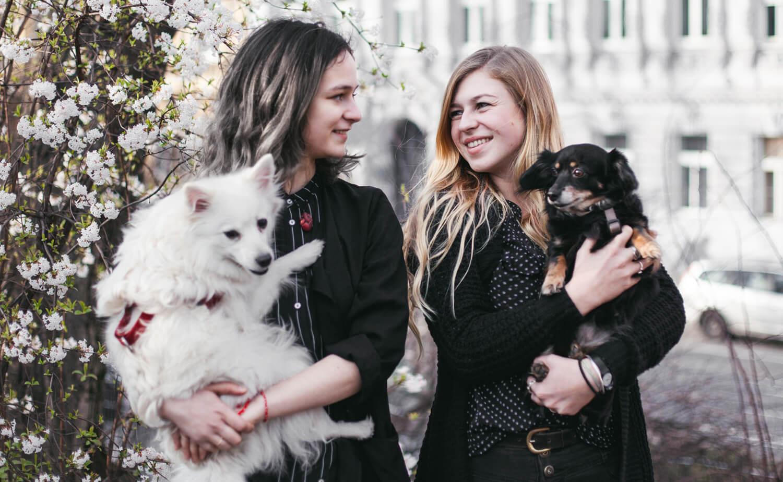 Alexandra Stalzer, Jolly Schwarz, Die Stadthunde, Wien, Hunde, Portraits, Lifestyle, Stadt, Graphic Design, Photography